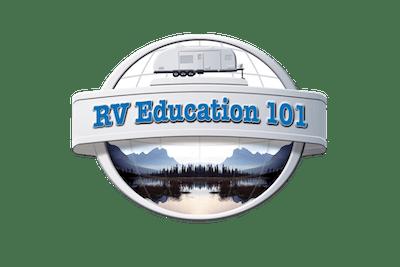 RV Education 101 logo