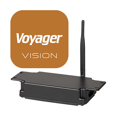A picture of ASA Electronics' Voyager WiFi Transmitter