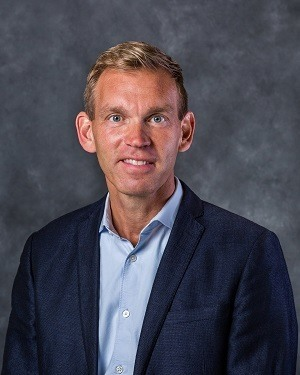 A picture of Thor Chief Innovation Officer Josef Hjelmaker
