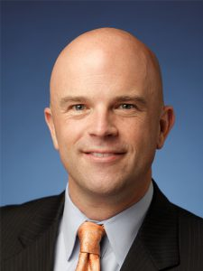 A picture of Exertis President and CEO Kevin Kelly