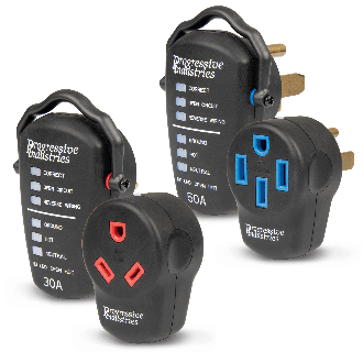 A picture of Progressive Industries Portable Surge Protector Kits
