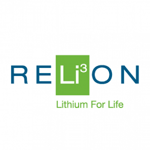 A picture of the Relion Battery logo