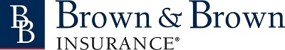 A picture of the Brown & Brown Insurance logo
