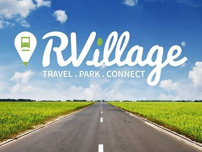 A picture of the RVillage logo