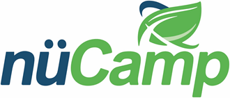 A pictuer of the nuCamp logo