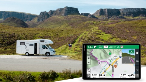 A picture of the Garmin International GPS