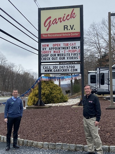 A picture of Alpin Haus and Garick RV acquisition