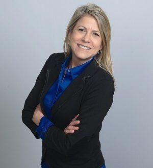 A picture of Jaeger-UniTek Marketing Manager Christine Pullin