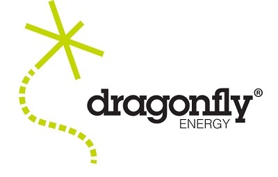 A picture of the Dragonfly company logo
