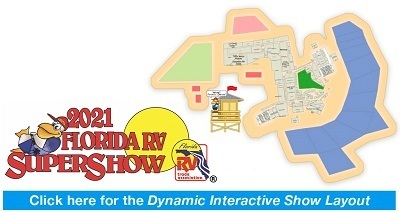 A picture of the FRVTA 2021 show logo