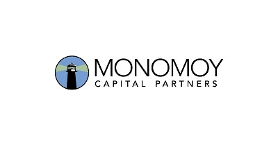 A picture of the Monomoy Capital Partners logo