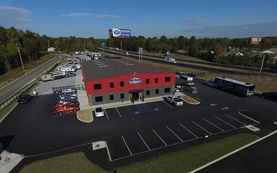 A picture of a RV Retailer acquisition
