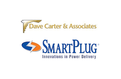 A picture of the SmartPlug and Dave Carter & Associates logos