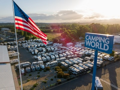 A picture of a Camping World acquisiotn