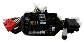 A picture of the InterMotive eVolution battery charger