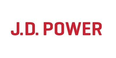 A picture of the JD Power logo