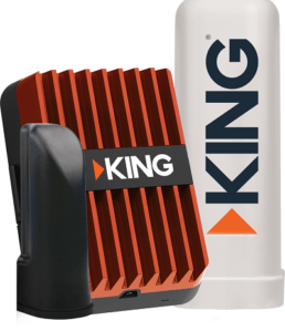 A picture of the KING ExtendPro cell booster