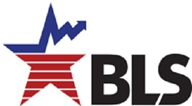 A picture of the Bureau of Labor Statistics agency logo