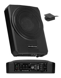 A picture of Boss Audio Systems under-seat subwoofer