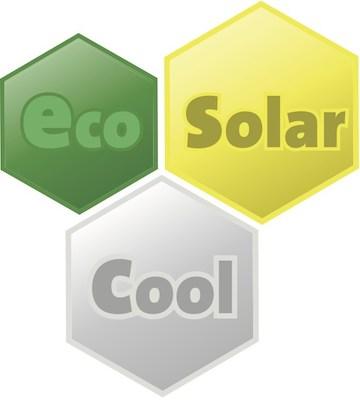 EcoSolarCool logo