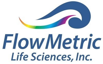 A picture of FlowMetric Life Sciences logo