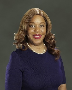 A picture of Jacqueline Woods