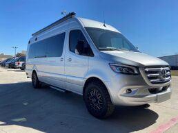 A picture of Regency Vans new RV segment