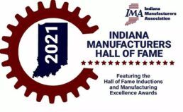 A picture of the Indiana Manufacturers Awards 2021