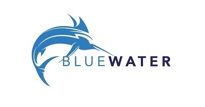 A picture of the Blue Water Development logo