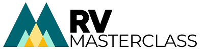A picture of the RV Masterclass logo