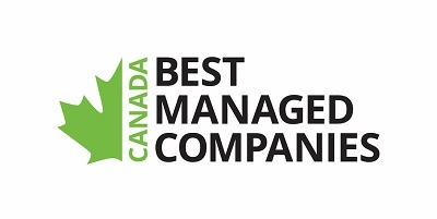 A picture of the Canada Best Managed Companies logo
