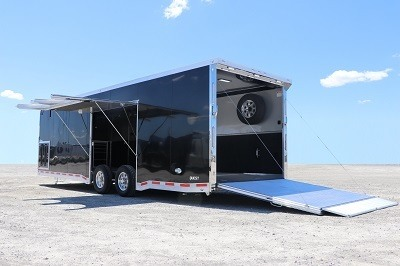 A picture of the ATC Quest Limited car hauler
