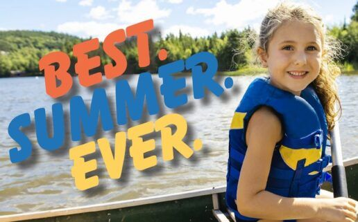 A picture of Elkhart County Boys & Girls Club summer program promo