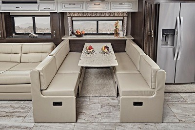 A picture of the Entegra Coach 2022 Reatta XL interior