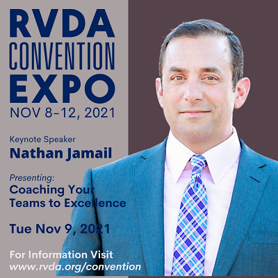 A picture of RVDA keynote speaker Nathan Jamail