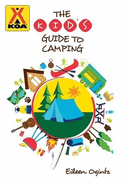 A picture of Kampgrounds of America kids guide to camping