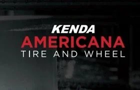 A picture of Kenda Americana Tire and Wheel logo