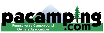 A picture of the Pennsylvania Campground Owners Assocaition logo