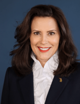 A picture of Gretchen Whitmer
