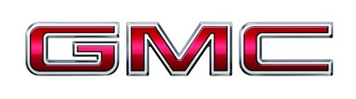 A picture of the GMC logo