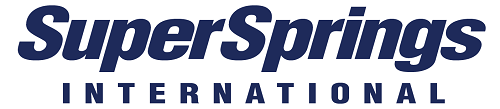 A picture of the SuperSprings International logo