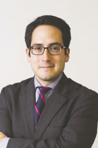 A picture of Alvaro Bedoya, a nominee for the FTC Commissioner role