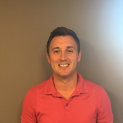 A picture of Andrew Mock, the senior vice president of Furrion North America