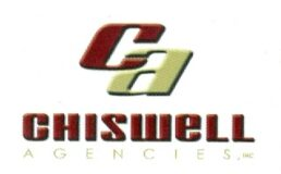 A picture of the Chiswell Agencies logo