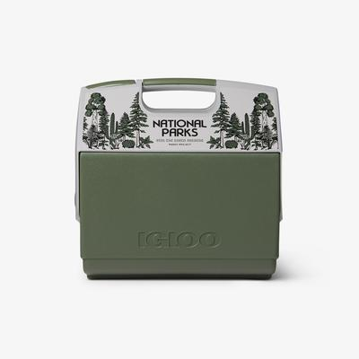 A picture of Igloo's National Parks Playmate cooler. Dometic bought Igloo in September 2021