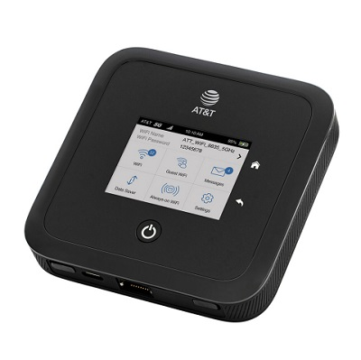 A picture of Netgear's Nighthawk M5 mobile router