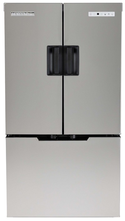 A picture of the exterior of the Norcold Polar Elite N15DC refrigerator