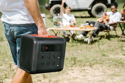 A picture of the Terra 100 Portable Power Station