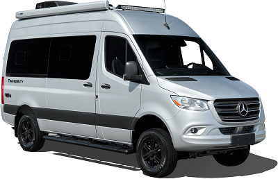 A picture of Thor Motor Coach's 2022 Tranquility B van exterior