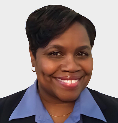A picture of Apco Holdings Vice President Bobbie Davis